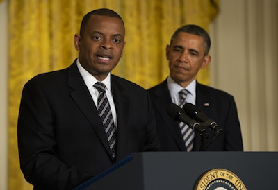 President Obama Nominates Anthony Foxx as Transportation Secretary in Washington